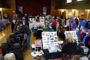 Craft Fair - organised by the Rotary club of Holderness