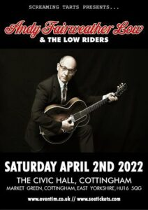 Andy Fairweather Low.
