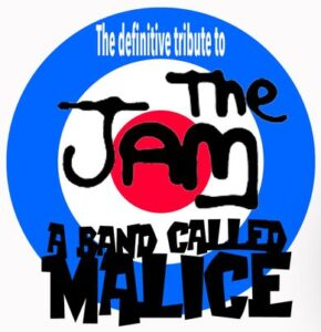 A band called malice - The Jam tribute band